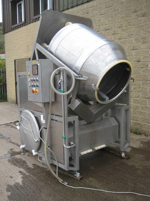SFK Danfotech Vacuum Tumbler 1000L